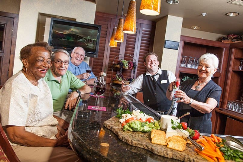Events and specials at the senior living community in Scottsdale