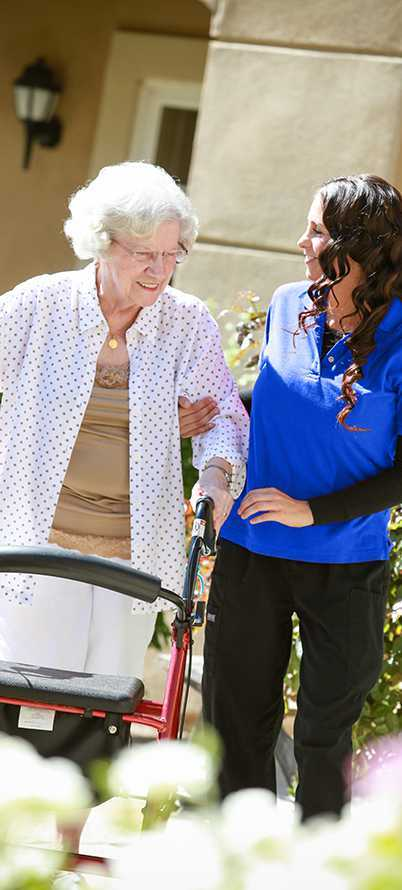 Senior living in Highland offer assisted living for you or your loved ones
