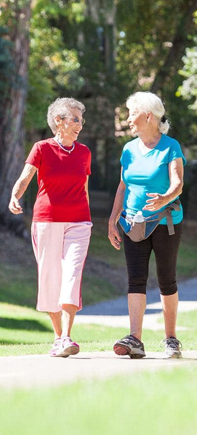 Senior living community in Mercer Island has a MBKonnection program