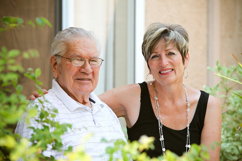 Living options for the senior living community in Mountlake Terrace