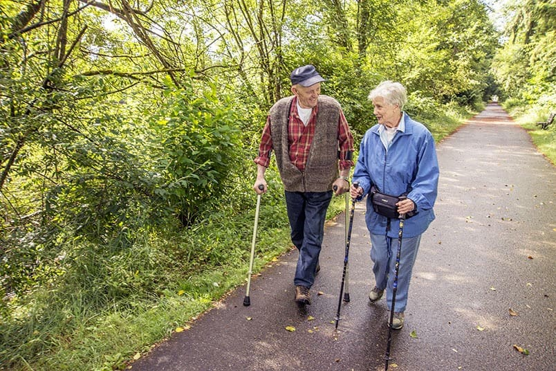Map and directions to the senior living community in Mountlake Terrace