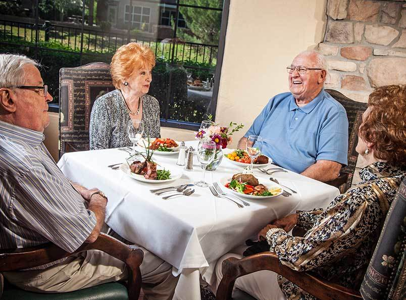 Events and specials at the senior living community in Costa Mesa