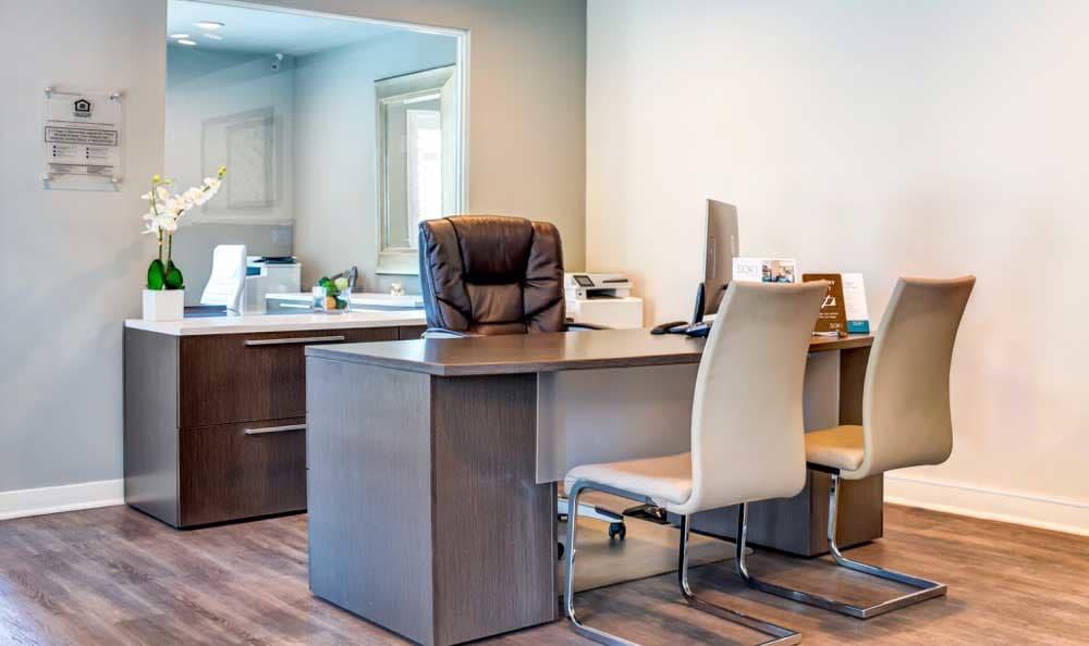 Office at Sofi Berryessa in San Jose, CA