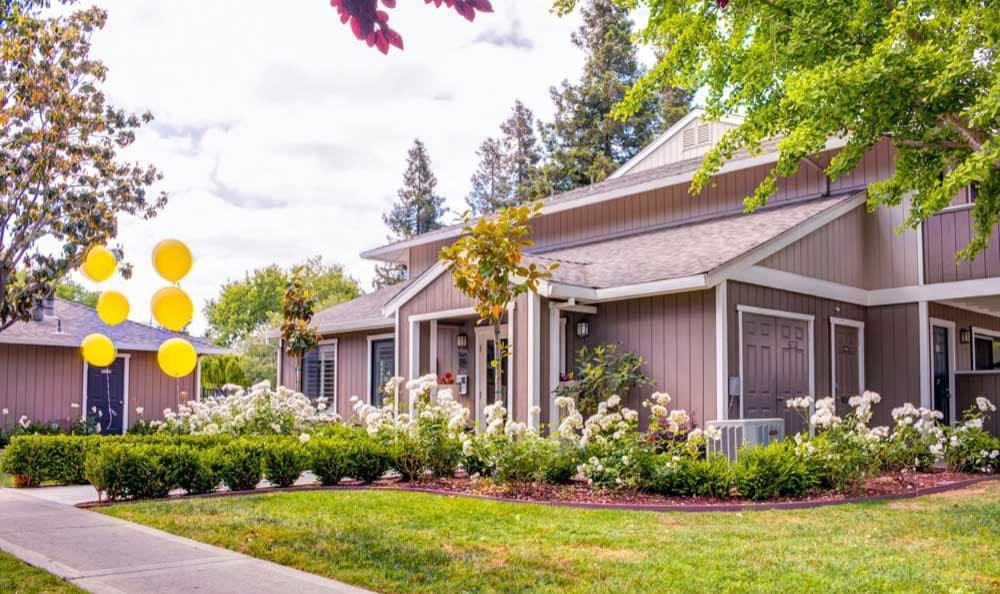 Apartments building at Sofi Berryessa in San Jose, CA