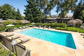 Sofi Fremont has exquisite amenities.
