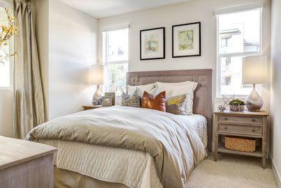 Luxury one and two Bedroom floor plans in Walnut Creek, CA