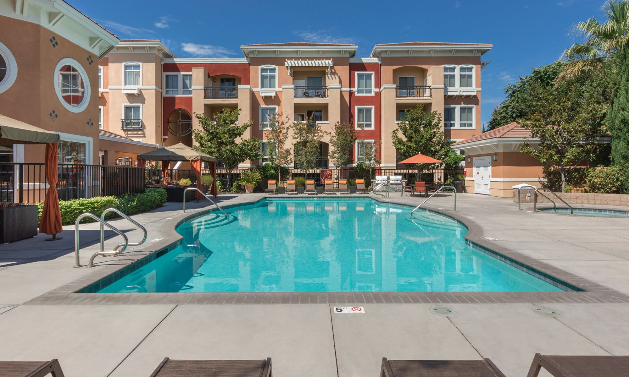 Downtown Sunnyvale Ca Apartments For Rent Villa Del Sol