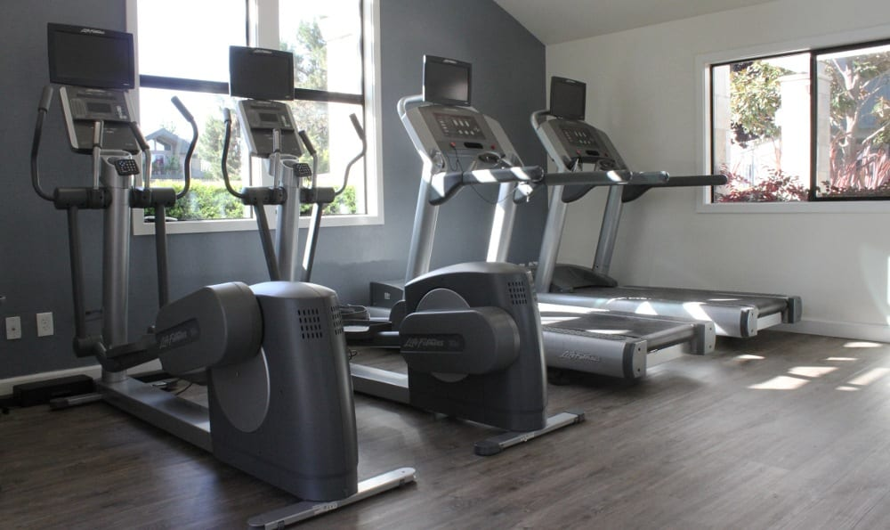 Fitness Center At Vue Fremont In Fremont CA