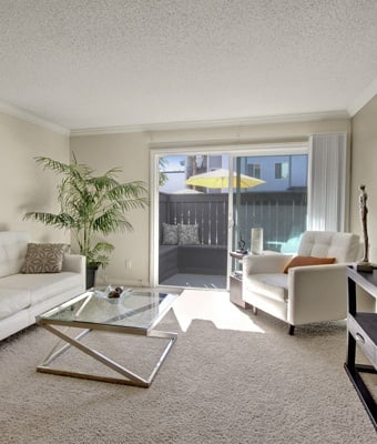 Floor plans for apartments in Woodland Hills