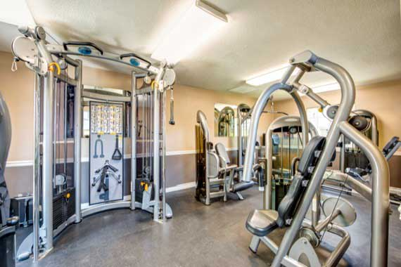 Fitness Center at Sofi Laguna Hills in Laguna Hills, CA