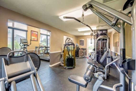 Fitness Center at Sofi Laguna Hills in Laguna Hills, CA