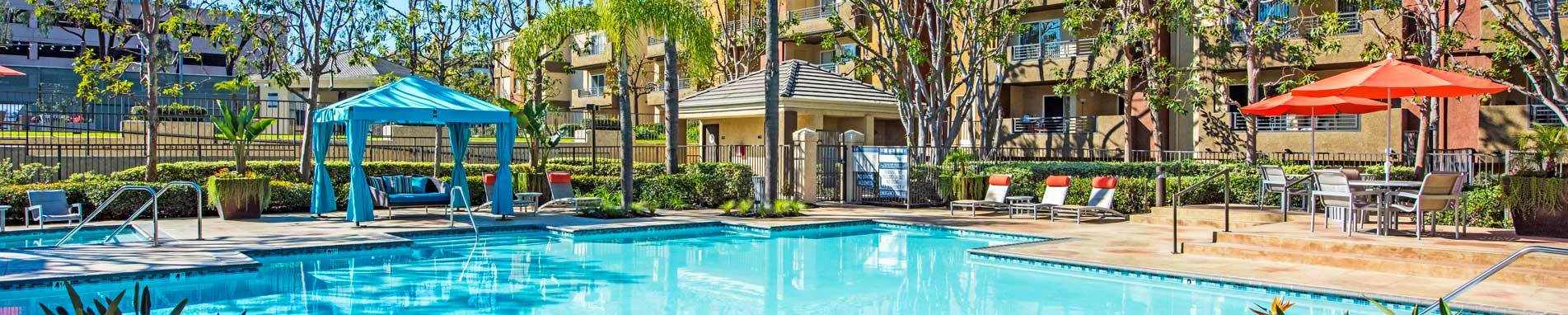 Apartments in Irvine offering