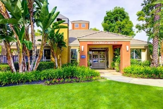 Leasing office at Sofi Irvine in Irvine, CA