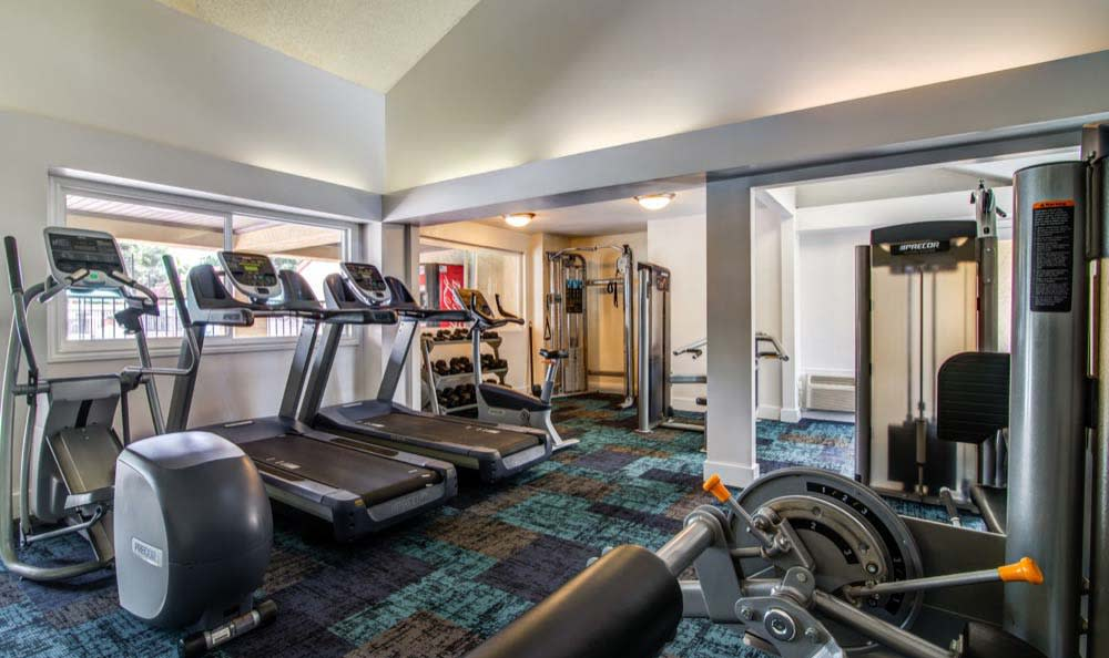 Verse offers a beautiful fitness center in San Diego, CA
