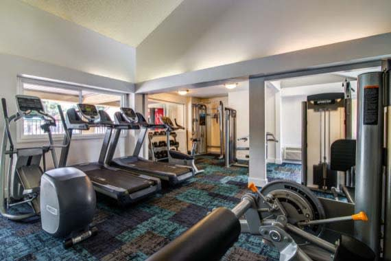 Verse offers a fitness center in San Diego, CA