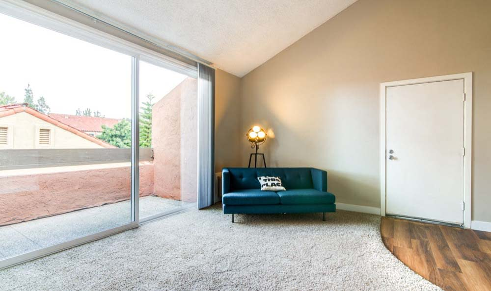 Our apartments in San Diego, CA offer a living room