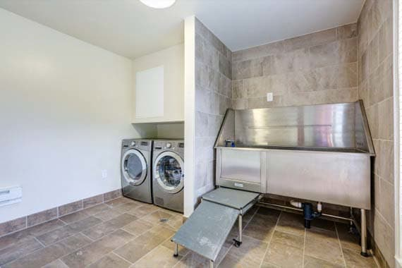Washer/dryer at apartments in Westminster, CO