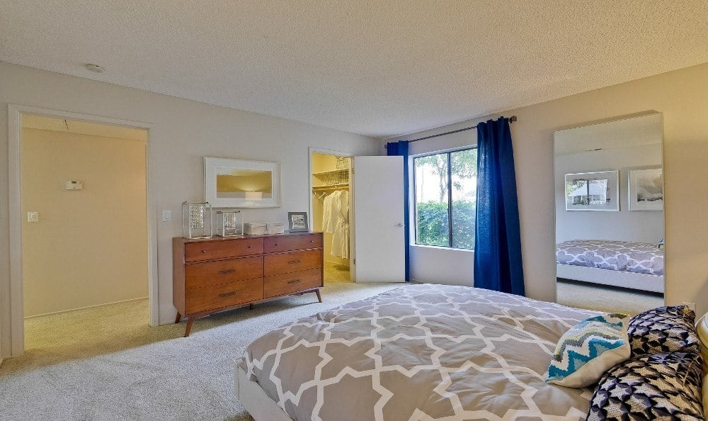 Bedroom at Terra Willow Glen in San Jose