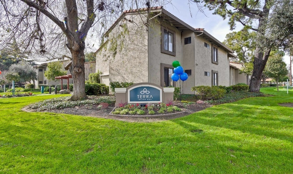 Terra Willow Glen community at apartments  in San Jose, CA