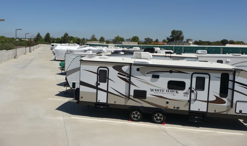 Solve all of your RV and Boat storage needs in Temecula, CA.