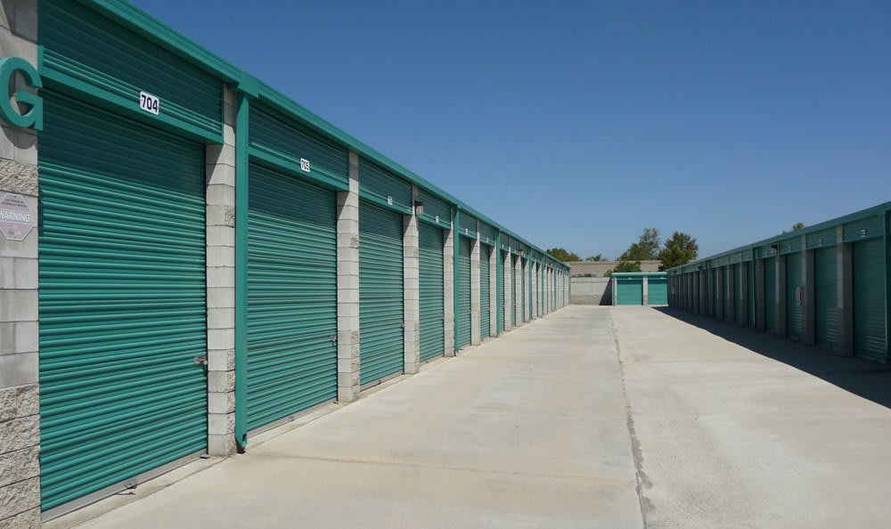 Photos of our wonderful self storage facility in Temecula, CA.