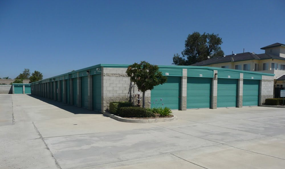 Affordable Temecula, CA self storage.