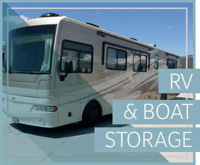 RV & Boat Storage at All About Storage Temecula in Temecula