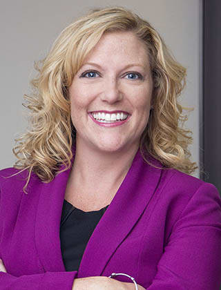 April Young, Vice President of Sales and Marketing at JEA Senior Living