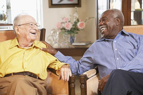 Senior living options at JEA Senior Living