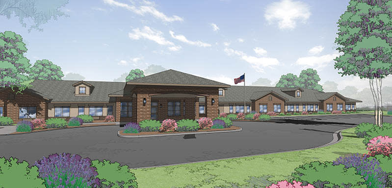 Millstone Alzheimer's Special Care Center coming soon