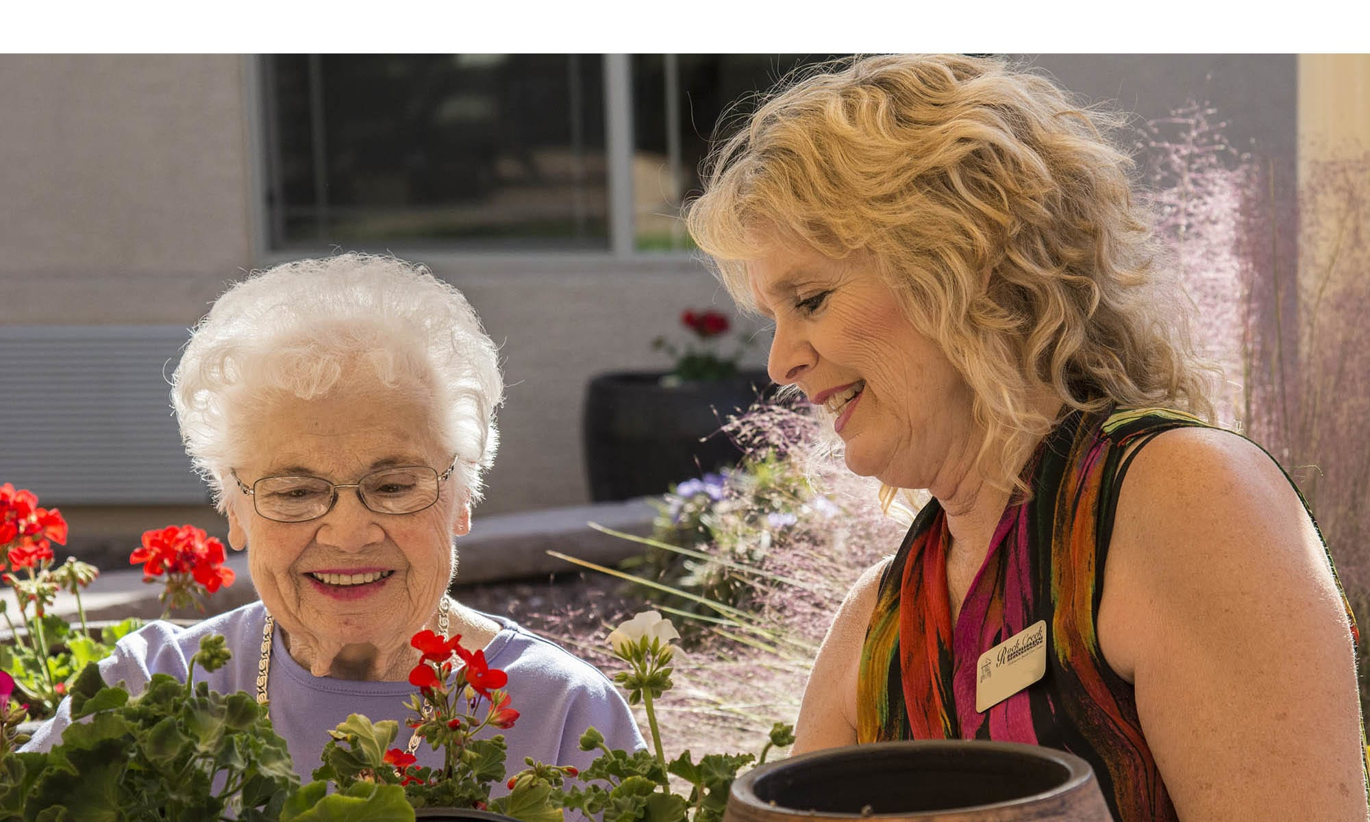 Alzheimer's Care at Pine Ridge Alzheimer's Special Care Center