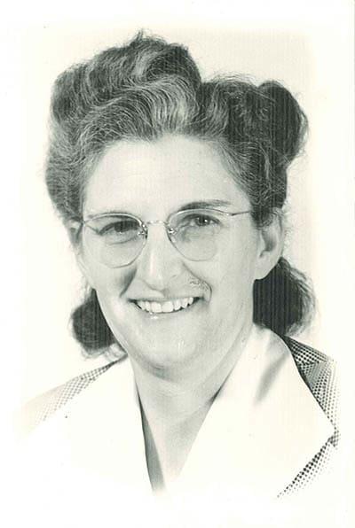Margaret Erwin