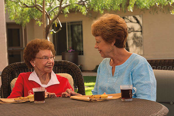 Senior care at JEA Senior Living