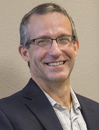 Thomas Dhanens, Vice President of Finance at JEA Senior Living