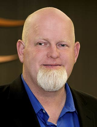 Tom Taylor, Vice President of Logistics at JEA Senior Living