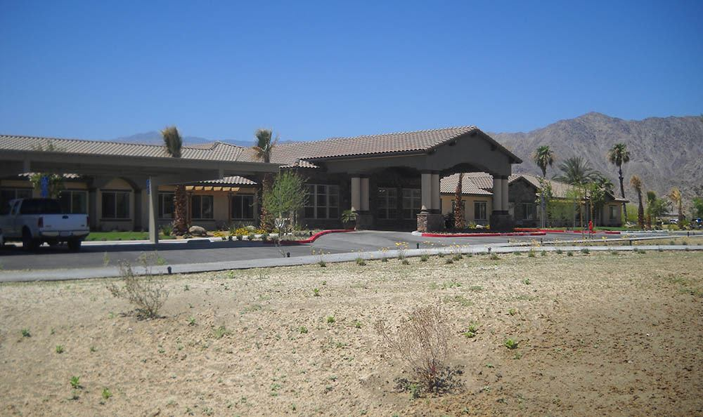 Exterior Of building at Caleo Bay Alzheimer's Special Care Center
