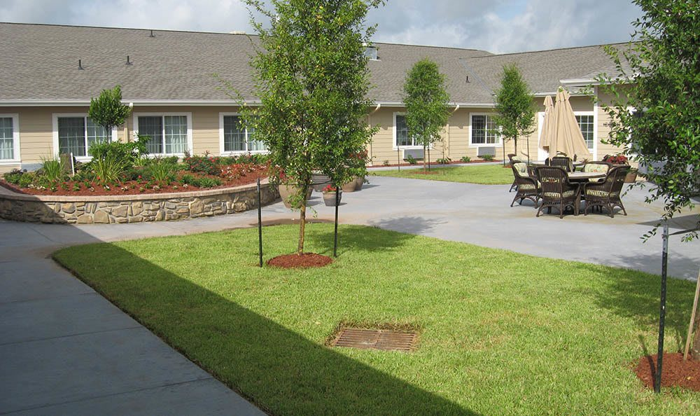 Courtyard at Cinco Ranch Alzheimer's Special Care Center