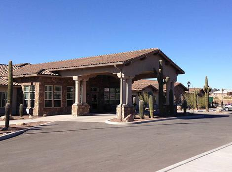 Copper Canyon Alzheimer's Special Care Center exterior