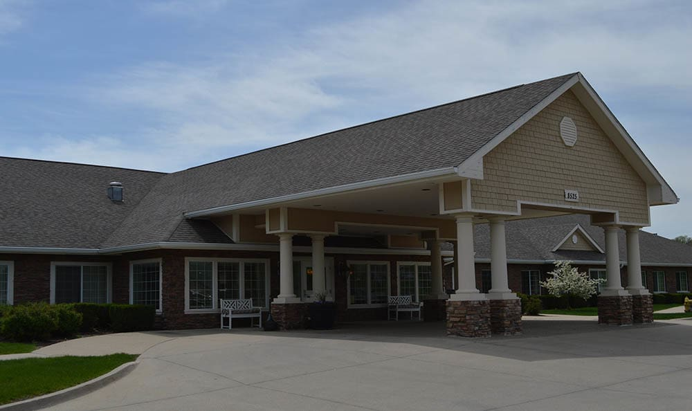 Exterior Photo Of Glen Oaks Alzheimer's Special Care Center