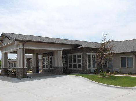 Prairie Meadows Alzheimer's Special Care Center Exterior