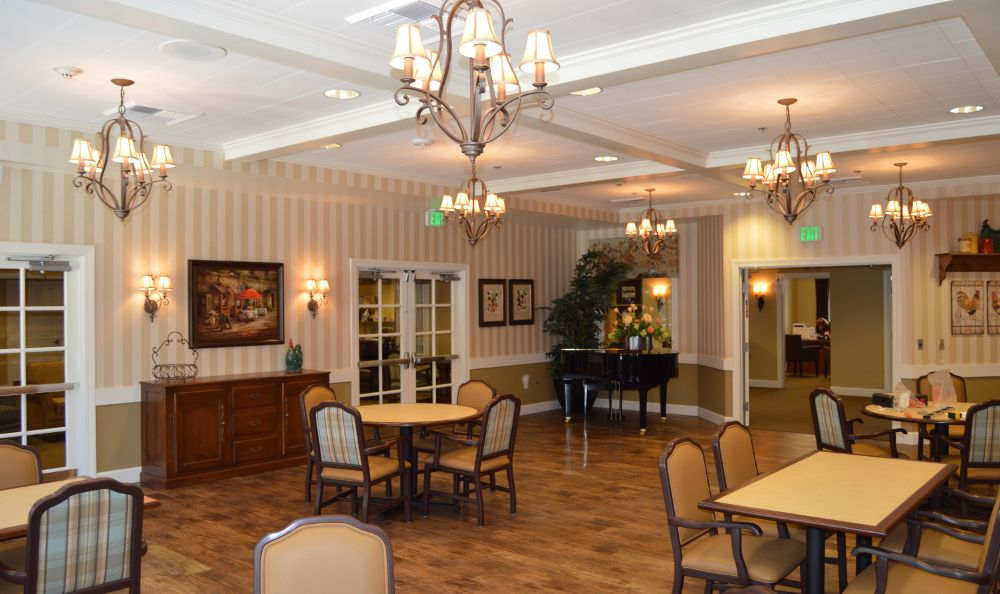 Stone Valley Hall at Stone Valley Alzheimer's Special Care Center in Reno