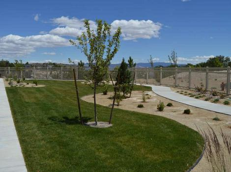 Gardens at Stone Valley Alzheimer's Special Care Center in Reno