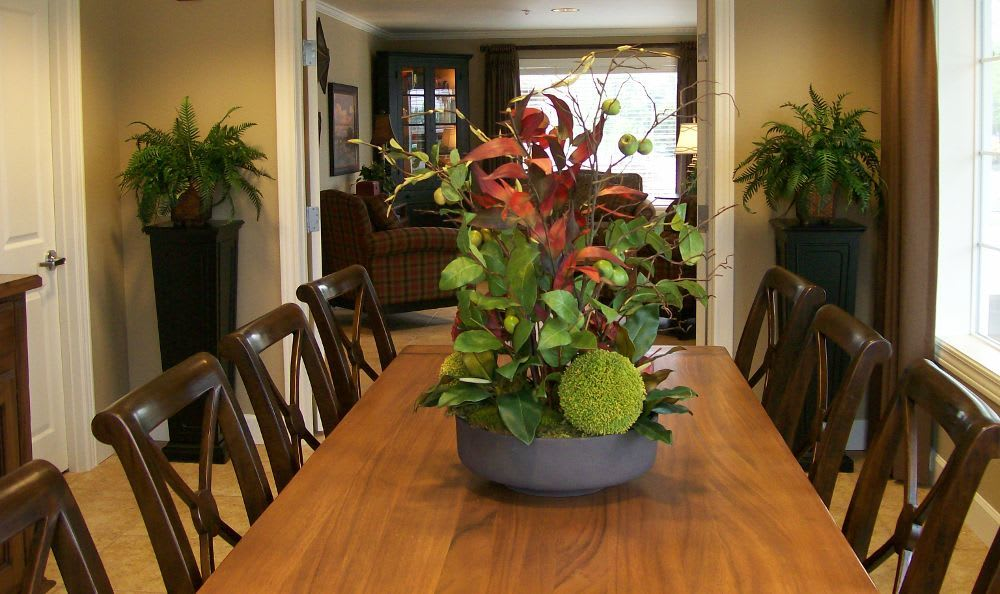 Meeting Space at Sugar Creek Alzheimer's Special Care Center in Normal