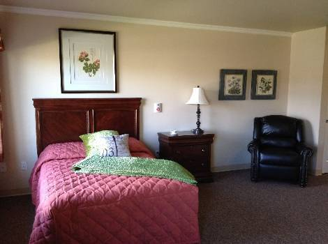 Room at Arbor Trace Alzheimer's Special Care Center