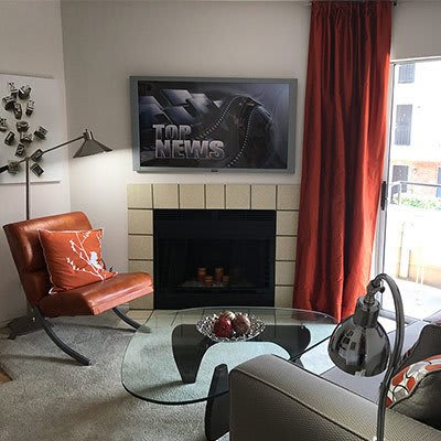 Apartment features and amenities at Bridge at Sterling Springs