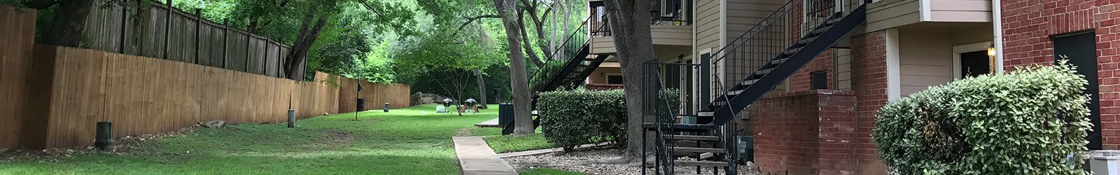 Pet friendly apartments in Austin