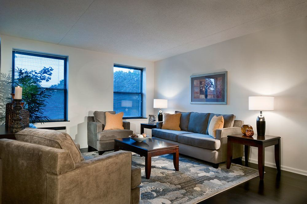 Our apartments feature amenities such as beautiful hardwood floors