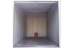 20 x 30 self storage in Chico