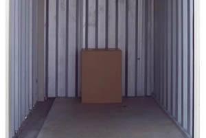 5 x 5 self storage in Chico