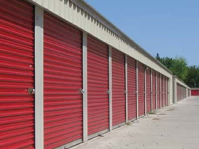 front office of storage facility in Redtop Storage